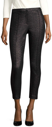 Tracy Reese Shimmer Skinny Pant