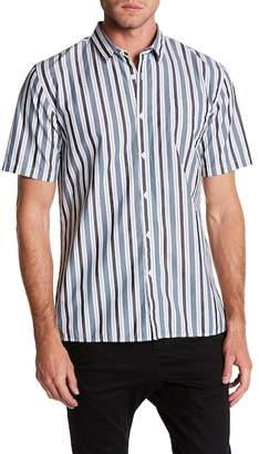 Zanerobe Striped Regular Fit Shirt