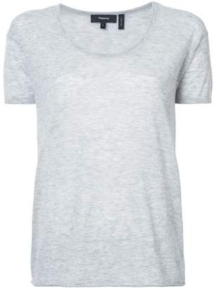 Theory plain classic T-shirt