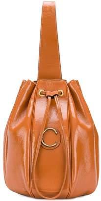 Casadei logo shoulder bag