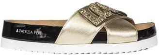 Patrizia Pepe Flat Sandals