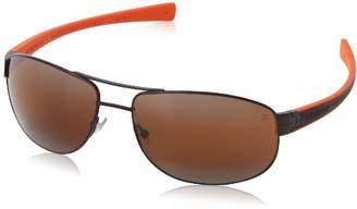 Tag Heuer Lrs252708 Rectangular Sunglasses