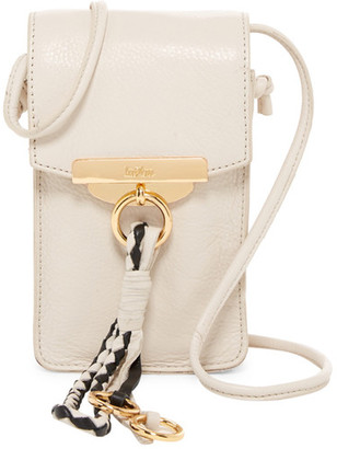 Kooba Dionne Leather Phone Crossbody Pouch $148 thestylecure.com