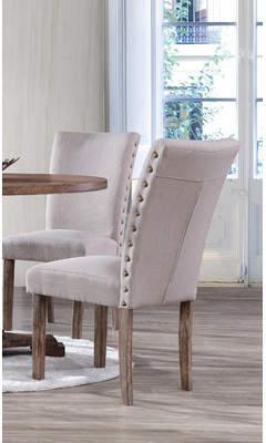 Gracie Oaks Metropole Side Chair