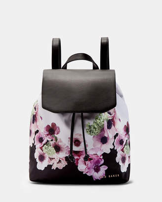 Ted Baker URSULAA Neapolitan drawstring backpack