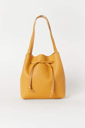 H&M Bucket Bag - Yellow