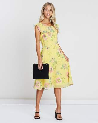 Review Morning Bloom Dress