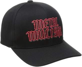 Metal Mulisha Men's Standard-Curved Hat
