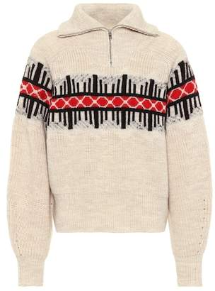 Isabel Marant Curtis wool-blend sweater