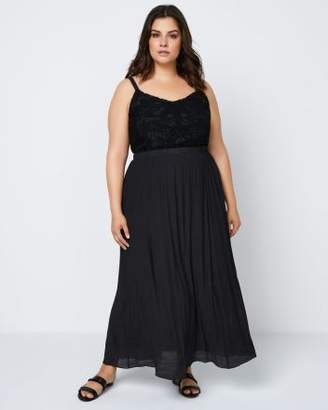 Penningtons Maxi Dress with Crochet - In Every Story