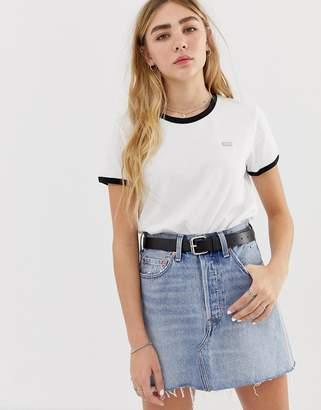 Levi's short sleeve ringer t-shirt