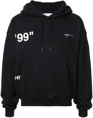 Off-White Off White Ice mena hoodie