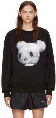 Juun.J Black Adeel uz Zafar Edition Sweatshirt