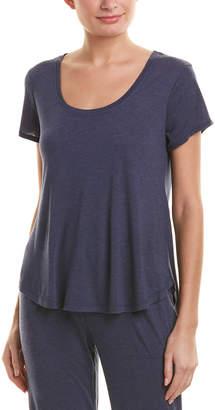 Josie Natori Heather T-Shirt