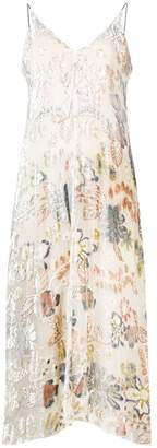 Forte Forte floral midi dress