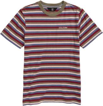 Volcom Baywood Stripe T-Shirt
