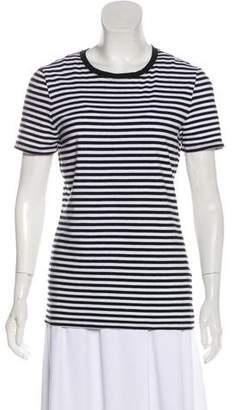 Saks Fifth Avenue Patterned Short-Sleeve Top