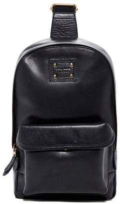 Cole Haan Mini Leather Backpack Sling