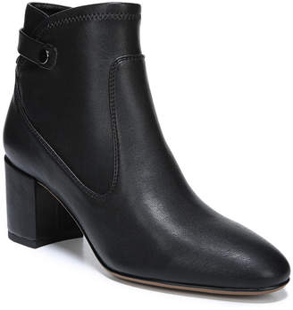 Franco Sarto Newton Block-Heel Booties Women's Shoes