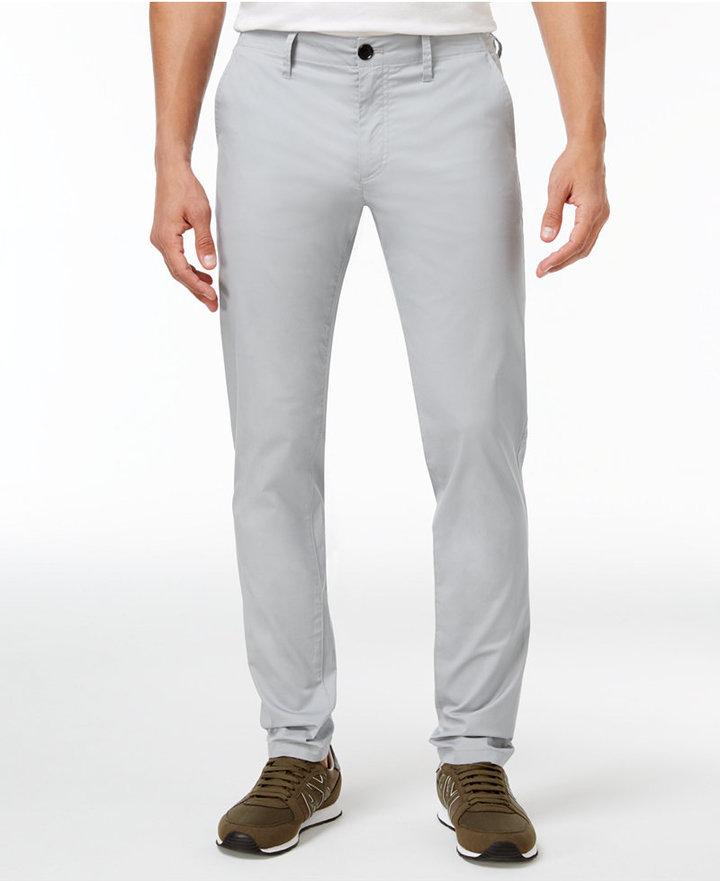 Armani Exchange Armani Exchange Men's Chino Trouser Pants