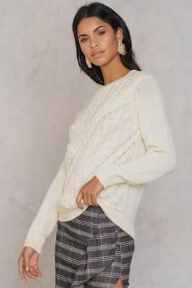 Rut & Circle Rut&Circle Elsa Cable Knit