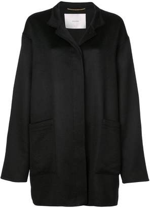 ADAM by Adam Lippes single-breasted cocoon coat