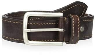 Bolliver Men's Leather Belt