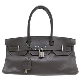 Hermes Birkin Shoulder leather handbag