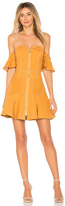 C/Meo Get Right Mini Dress