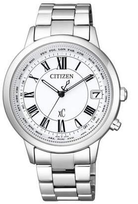 Citizen (シチズン) - CITIZEN エコ・ドライブ電波時計ビッグフェイスTITANIA LINE~HAPPY FLIGHT~