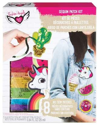 Fashion Angels No-Sew Sequin Patch Kit