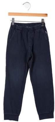 Il Gufo Girls' Casual Knit Pants