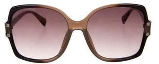 Diane von Furstenberg Madison Gradient Sunglasses