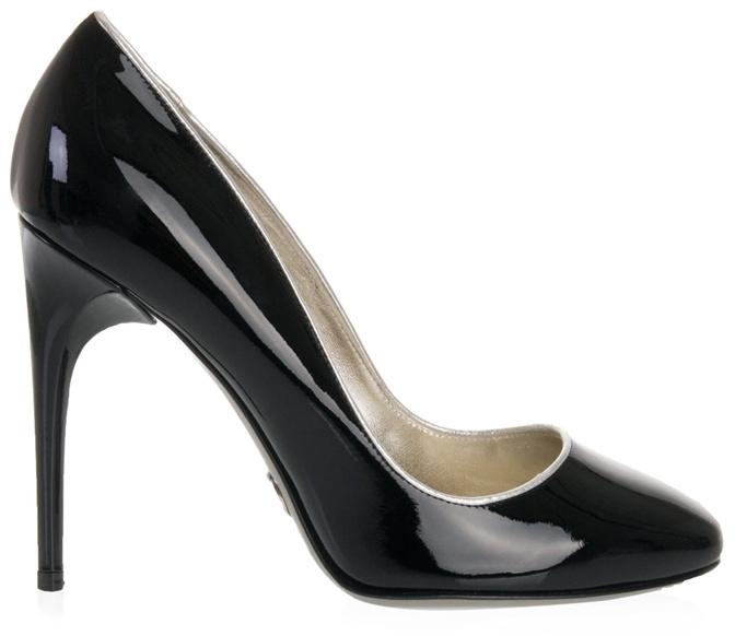 DOLCE & GABBANA - Patent leather high heels