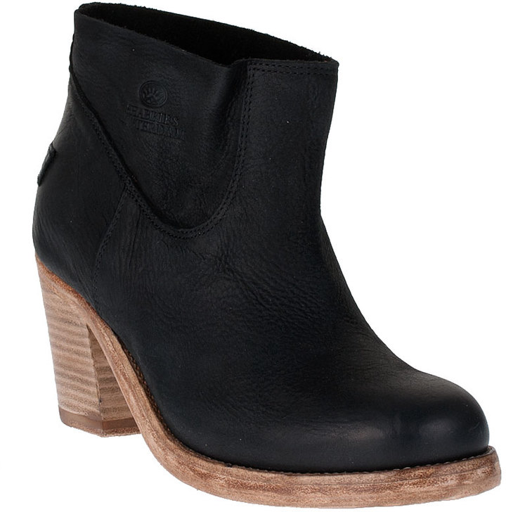 Shabbies Leather bootie