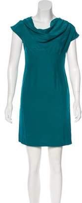 Loeffler Randall Silk Mini Dress