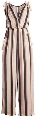 Cool Change Coolchange Taryn Tonal Stripe Jumpsuit