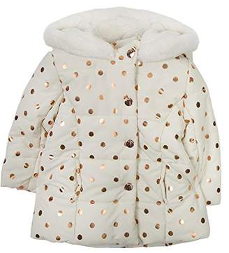 Absorba Baby Girls' Doudoune Coat,(Manufacturer Sizes: 12 Months)