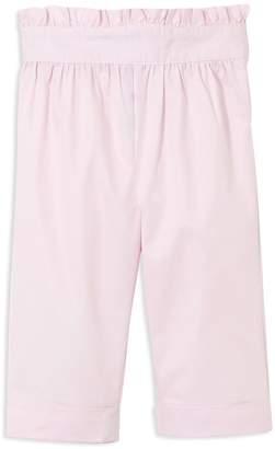 Jacadi Girls' Ruffled-Waist Pants