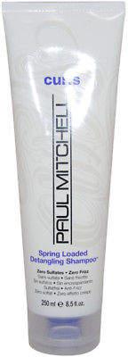 Paul Mitchell Curls Spring Loaded Detangling Shampoo Detangler 250.75 ml Hair