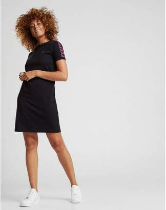 Fred Perry Tape Ringer T-Shirt Dress
