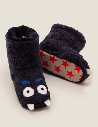 Boden Monster Slipper Boots
