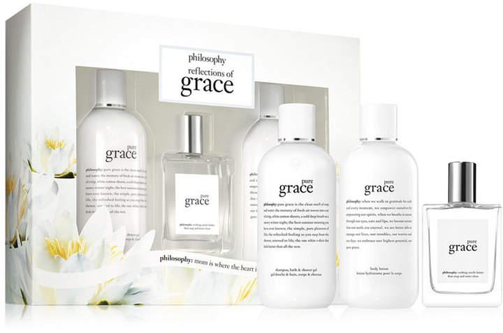 Philosophyphilosophy 3-Pc. Pure Grace Gift Set