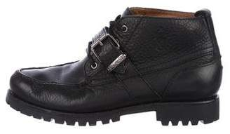 Polo Ralph Lauren Leather Ankle Boots