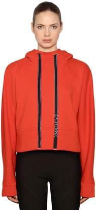 Sportmax Slightly Cropped Sweatshirt Hoodie