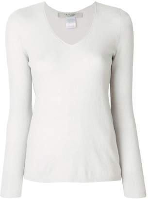 D'aniello La Fileria For v-neck jumper
