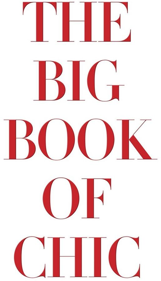 AssoulineAssouline The Big Book of Chic book