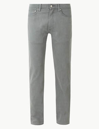 053f675f3d M S CollectionMarks and Spencer Tapered Fit Jeans with Stretch
