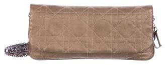 Christian Dior Cannage Leather Crossbody Bag