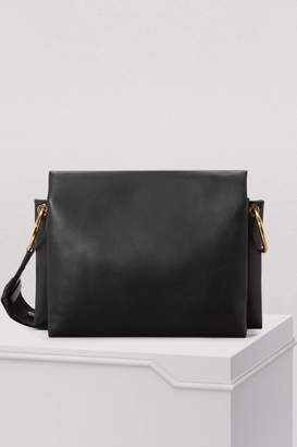 Marni Supple Leather Beat Bag